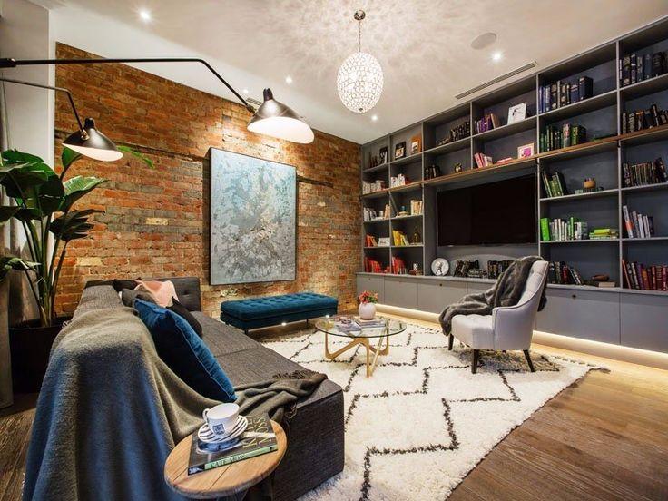 Современный, модный и интересный интерьер квартиры. - Дизайн интерьеров | Идеи вашего дома | Lodgers