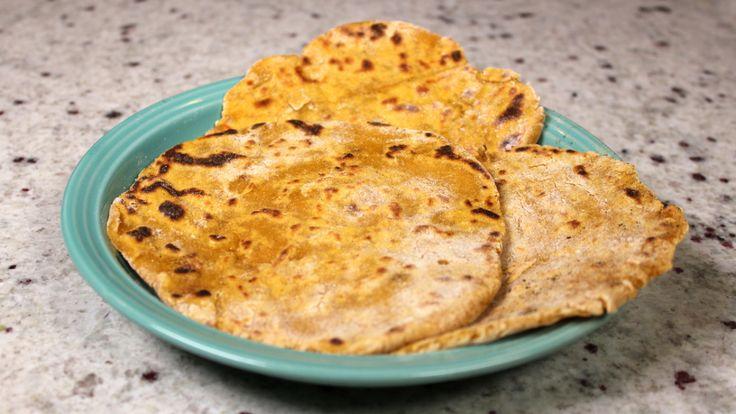 Haben Sie es versäumt, ein weiches, warmes, leicht verkohltes Stück Naan mit Ihrem …