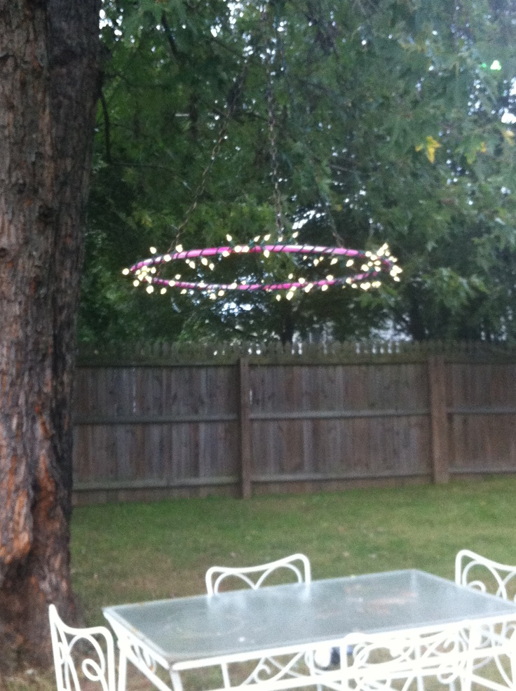 17 best images about diy outdoor chandeliers on pinterest planters hanging planters and - Outdoor chandelier diy ...