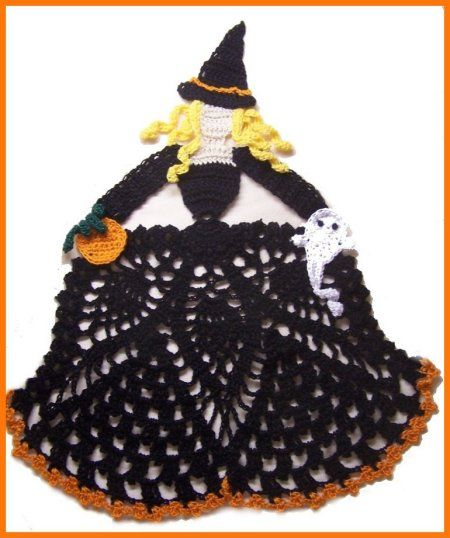173 best Crochet - Halloween images on Pinterest | Hand crafts ...