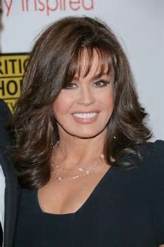 Hairstyles Hair And Marie Osmond On Pinterest