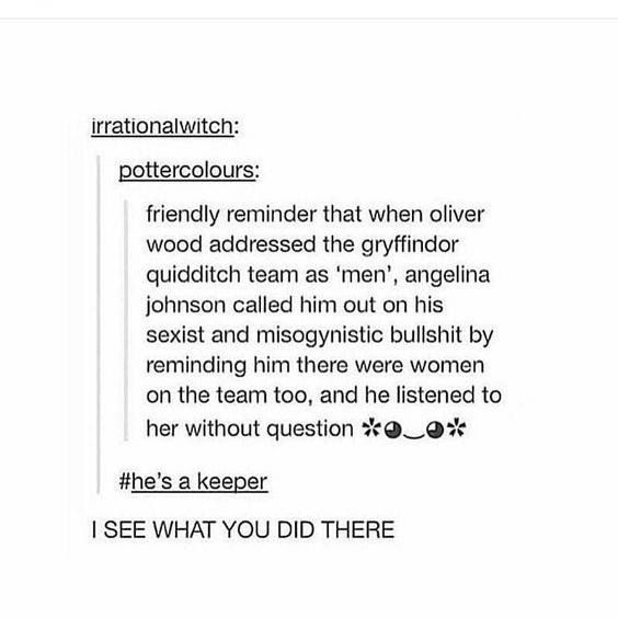 We need more Olivers