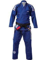 Tatami Estilo 5.0 Premier BJJ Gi - Blue Jiu Jitsu Judo