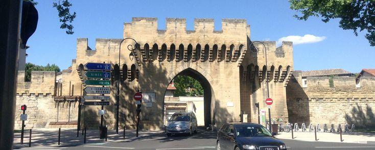 Avignon Département de Vaucluse France
