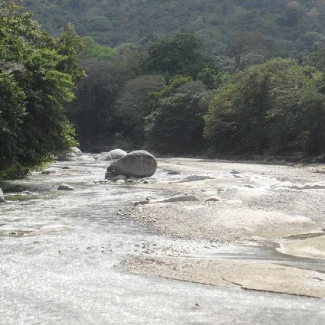 Río Piedras, Tayrona, Colombia