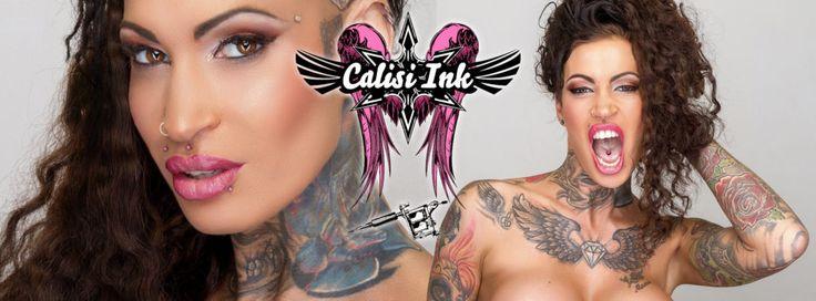 Hoi en welkom op mijn website! Ik ben Calisi Ink -een erotisch model, stripteasedanseres en