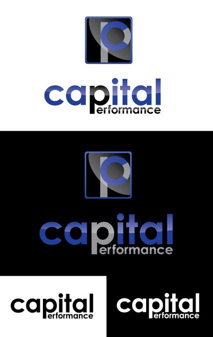 Help Capital Performance with a new logo by Custom Flyer Corner