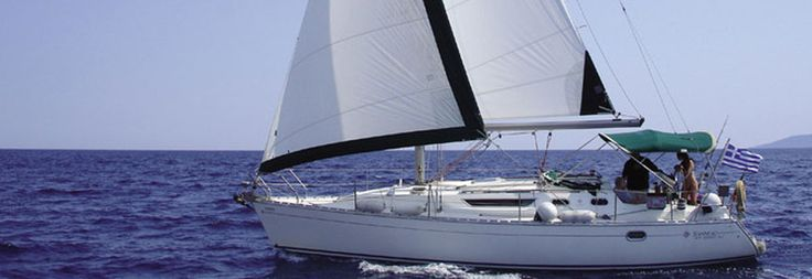 #Halkidiki #sailing boat trips is THE BEST way to discover the secret beauty of the #Sithonia.