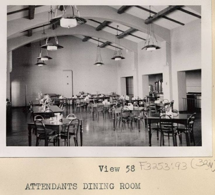 Dining Room Attendant: 1000+ Images About Asylums/state Hospitals On Pinterest