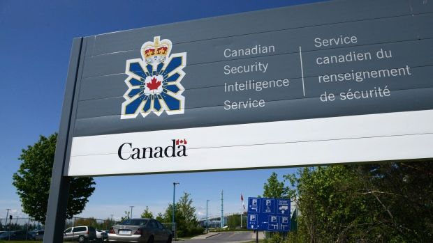 Public Safety Minister Ralph Goodale said Canadian Security Intelligence Service is 'taking steps' to comply with a federal court ruling that the spy agency broke the law by retaining people's electronic data over a 10-year timeframe.