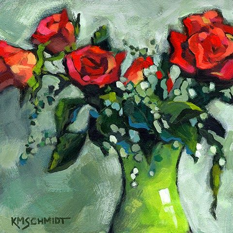 Louisiana Edgewood Art Paintings by Louisiana artist Karen Mathison Schmidt: Thank you all