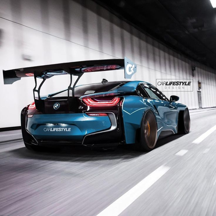 Track Spec BMW I8 By CarLifestyle Design