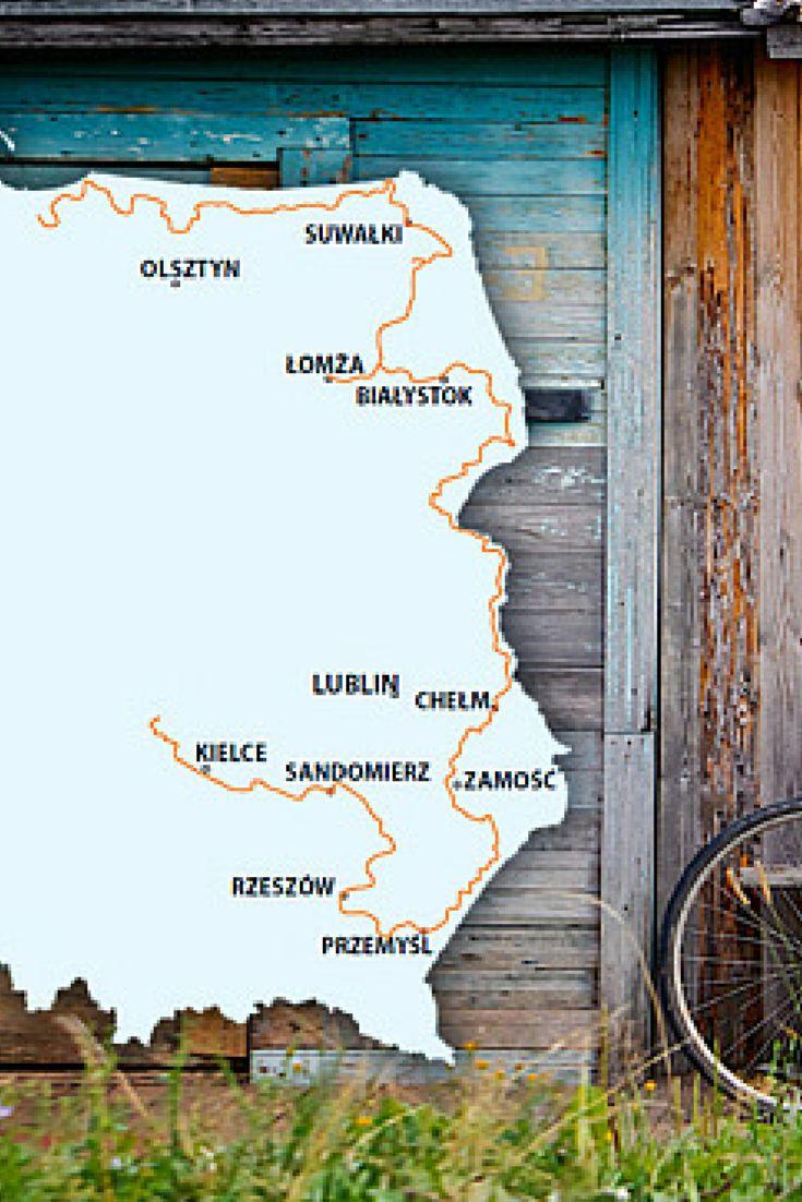 Jednośladem przez wschodnią PolskęPowstanie trasa licząca ponad 2 tys. km. http://tvnmeteoactive.tvn24.pl/rowery,3015/jednosladem-przez-wschodnia-polske-powstanie-trasa-liczaca-ponad-2-tys-km,171431,0.html