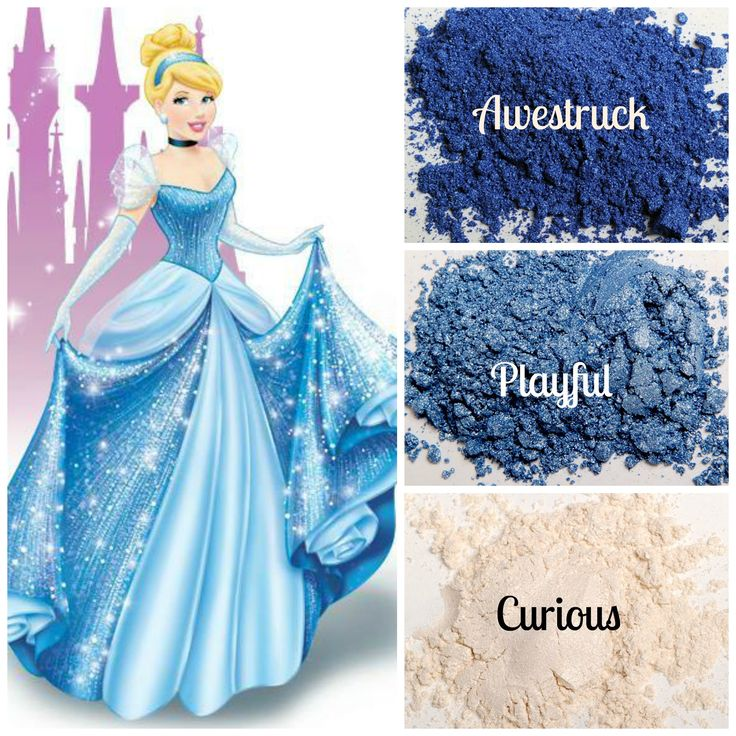 Get your Cinderella inspired eyes with these awesome #Younique Eye Pigments! A great way to show your #DisneySide #Lashbetties  https://www.BeautifulLifeStylesbyKimmie.com