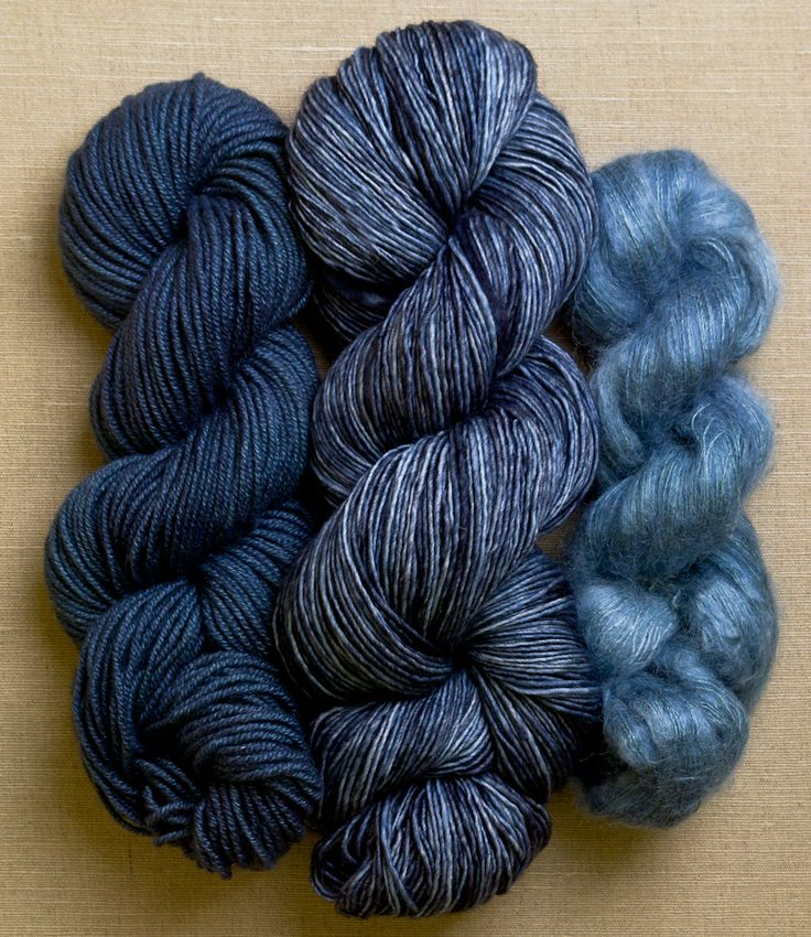 Yarn for Ombre Cowl from Purl Soho: The Purl Bees Ombre Cowl explores th...