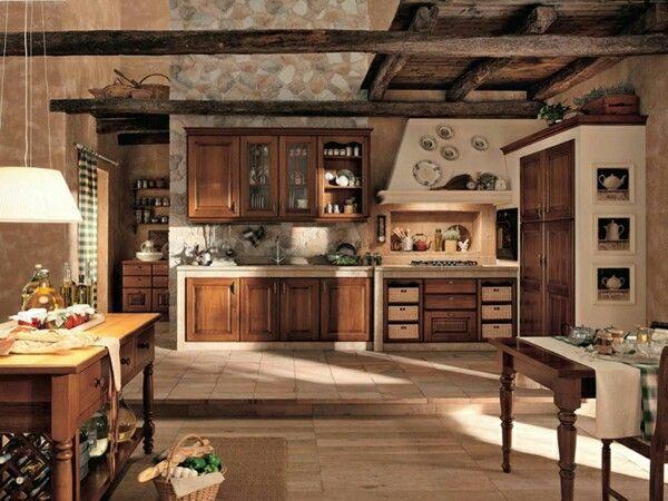 110 besten küche Bilder auf Pinterest Küchenstauraum, Küche - küche im landhausstil