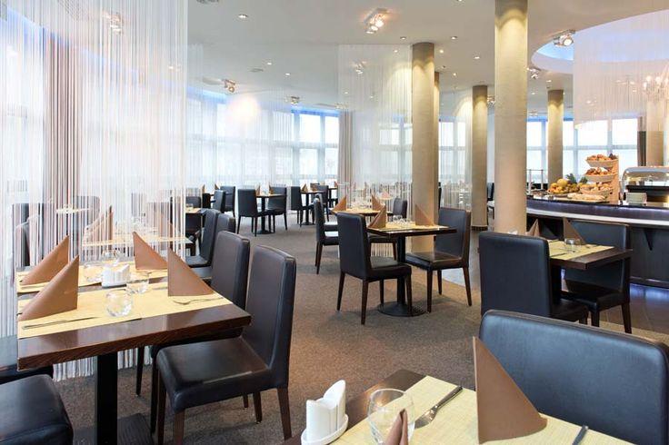 Restaurant de l'hôtel Ibis #Luxembourg aéroport http://www.hotel-ibis-luxembourg.com/