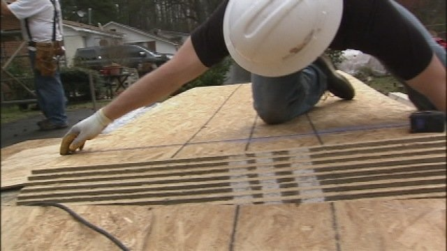 Habitat for Humanity is looking to go green with future construction.