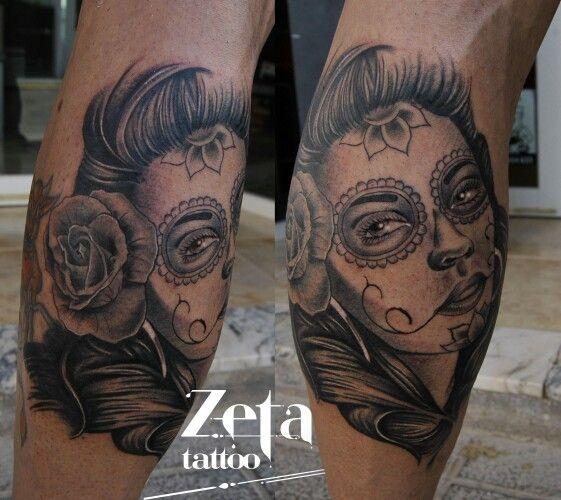 By ezequiel pastor chicano style tattoo tatuaje tattoos for Chicano tattoos meanings