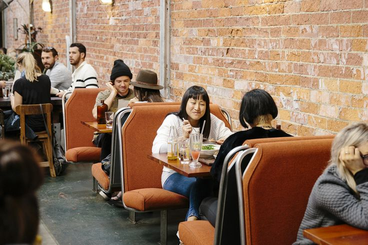 Catch up with some friends, and explore The Raw Kitchen in Fremantle.