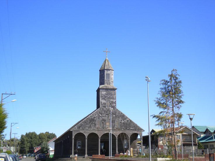 Iglesia de ACAHO, Chiloe