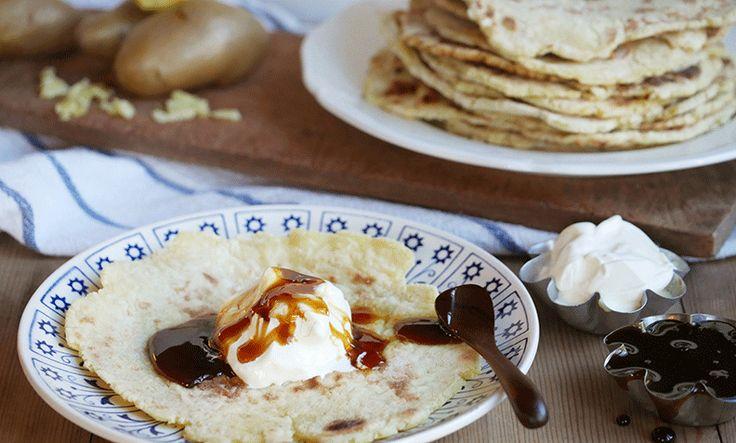Potetkaker er en eldgammel, norsk tradisjon som fortjener å bli oppdaget på ny. Det er det beste og enkleste du kan lage av potetrestene!