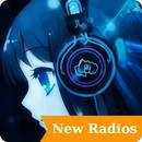 Download Anime Radio:  Here we provide Anime Radio V 3.40 for Android 2.3.2+ Listen a large selection of anime and Japan music stations, the songs of your favorite animes in one place. More than 85 radio stations to choose from. You can see the name of the song being played, if this is available. You can choose your...  #Apps #androidgame ##UserOneStudio  ##Entertainment