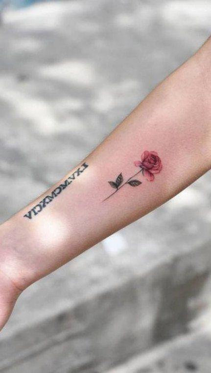 17+ Neue Ideen für Tattoo Frauen Unterarm Datum – # Tattoo Frauen Unterarm –  #datum #frauen …