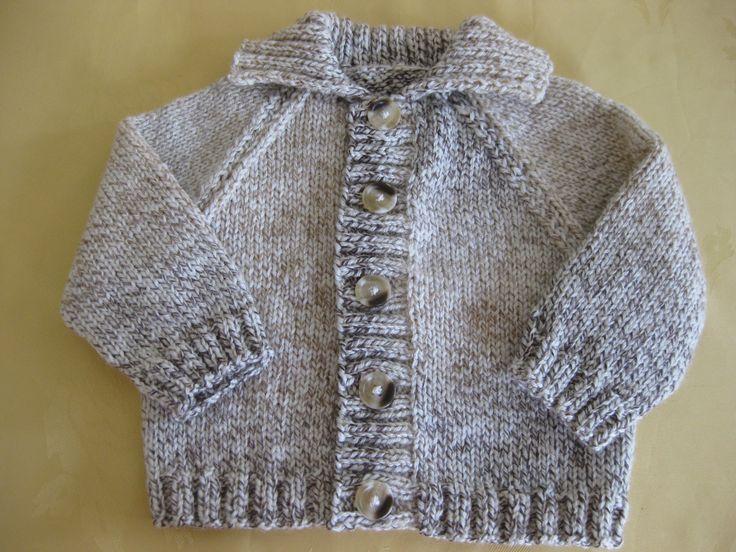 Double Knitting Jacket