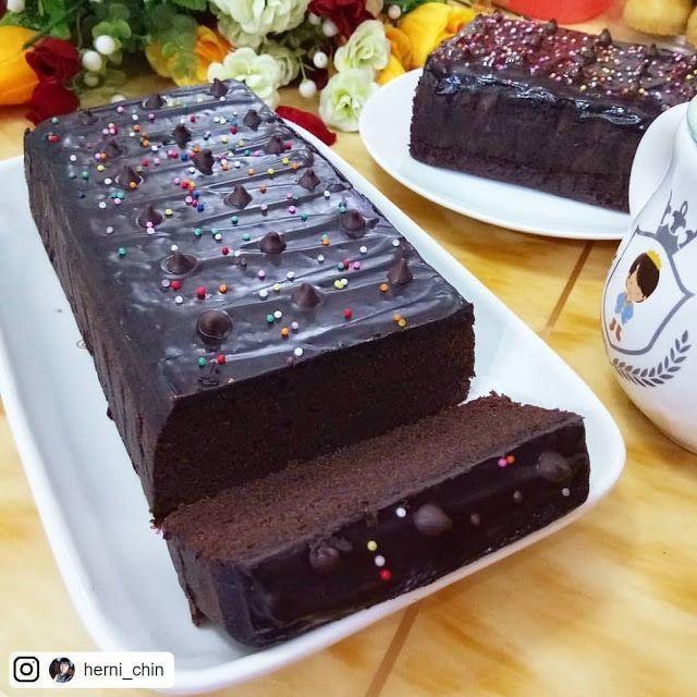 Resep Brownies Kukus Ny Liem By Herni Chin Kue Lezat Makanan Resep Biskuit