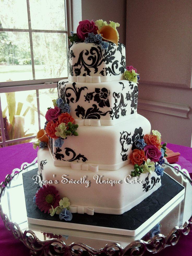 Dena S Sweetly Unique Cakes