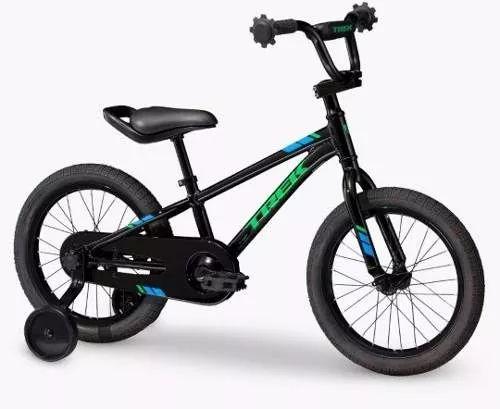 bicicleta trek precaliber r16 niños