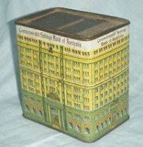 Every child had one of these money boxes.