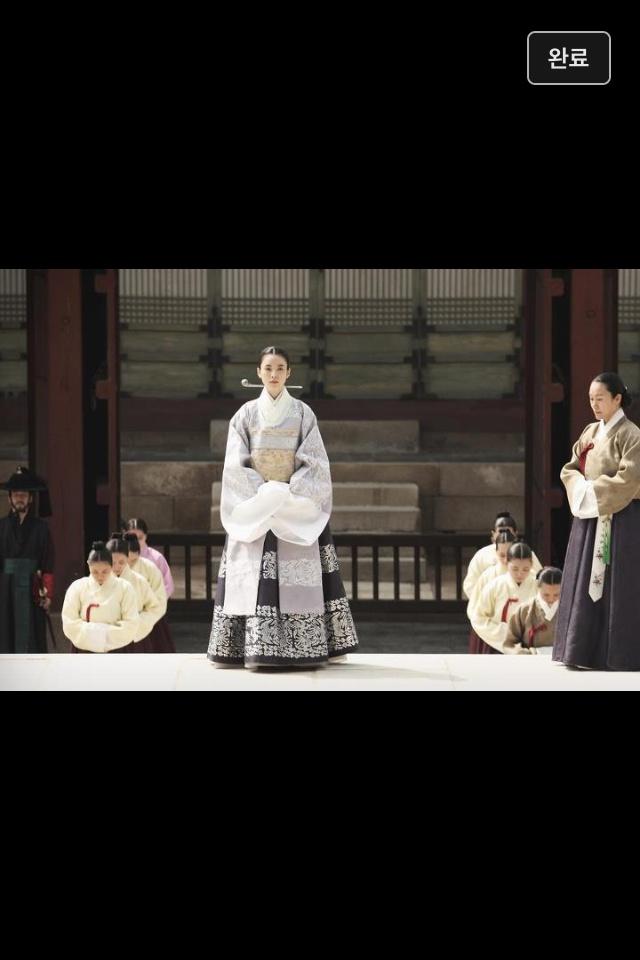 광해 / Amazing 한복 Hanbok in Korean movie Masquerade / Han Hyo-Joo is gorgeous as she was in Dong Yi