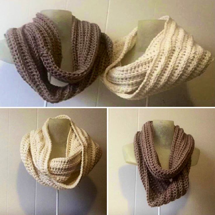 Infinity Scarf - Chunky Scarf - Winter Scarf - Circle Scarf - Hipster Scarf - Long Scarf - Woman's Scarf - Gift for her - Christmas Gift