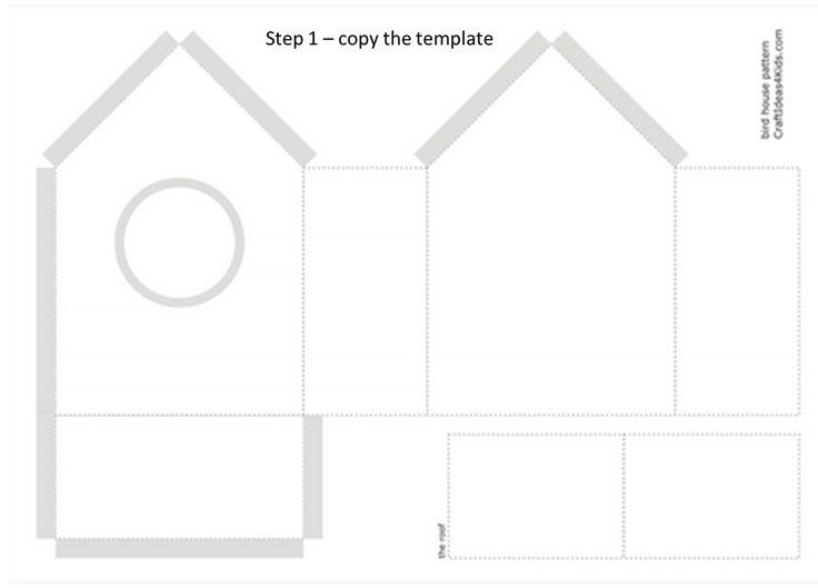 'house box template' - Tìm với Google