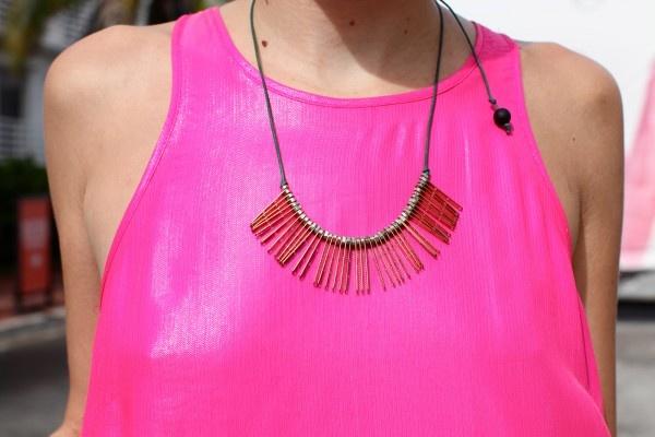 Bright, beach-ready style from Miami Swim Week. Photo by Karla Garcia.