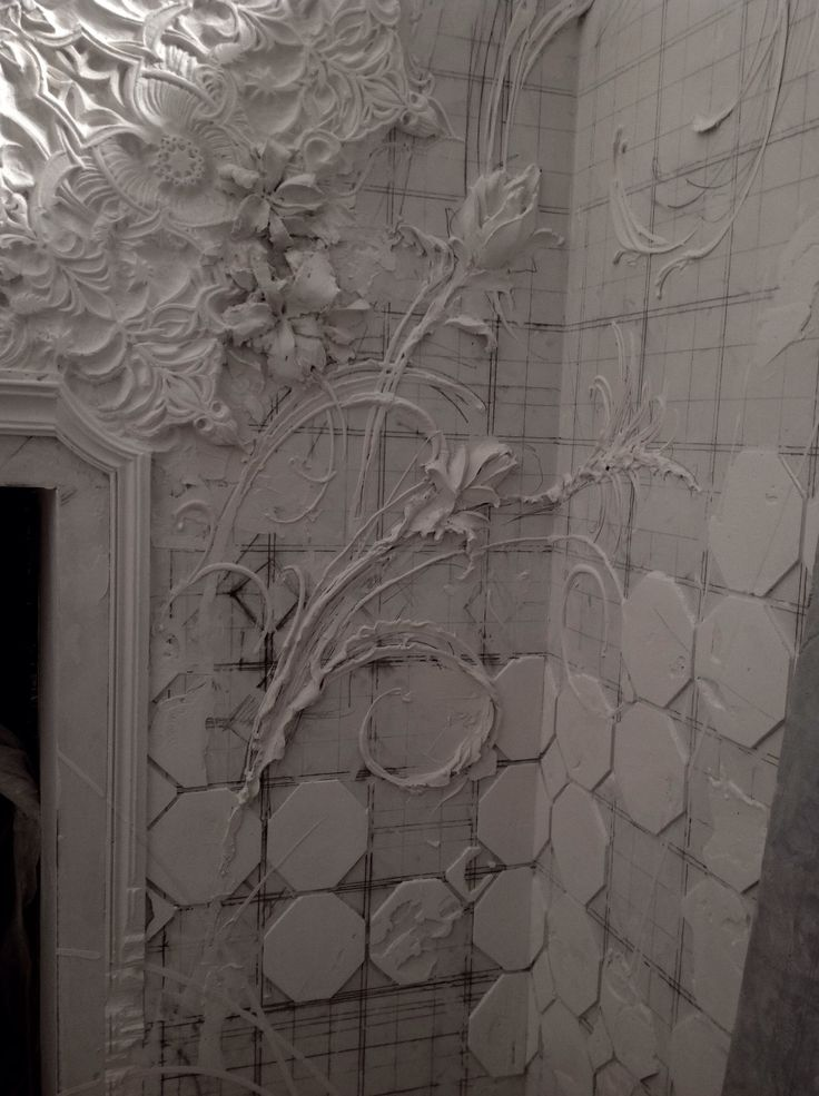 1213 best 17 images on pinterest plaster plaster art for Plaster wall art