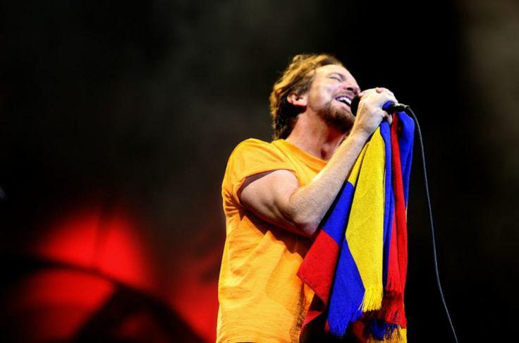 Pearl Jam Bogotá Colombia 25 Noviembre 2015 [FLAC] - Identi