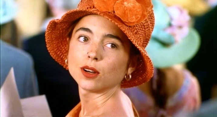 Charlotte Colman Played Scarlett In Four Weddings Amp A