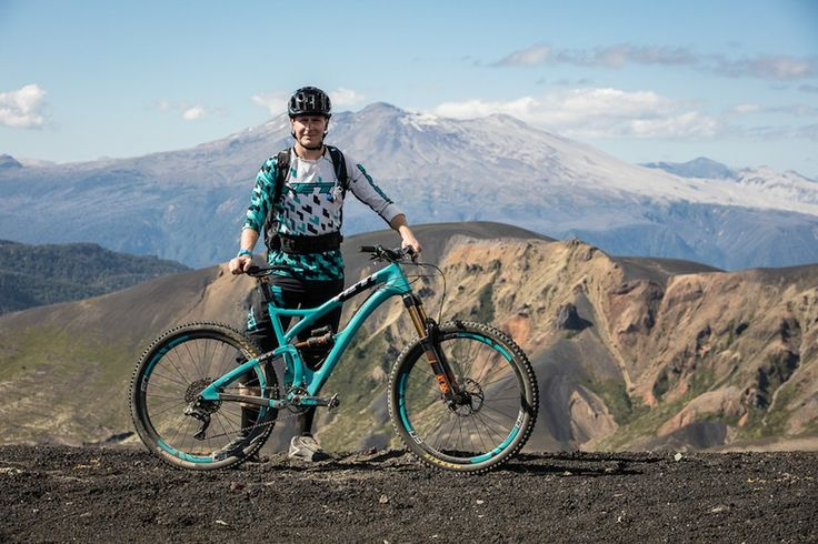 Why it's great to take your mountainbike and go out and explore, by Euan Wilson. Mountainbike enthusiast and founder of H+I Adventures, Euan Wilson shares his story about a long life passion: mountain biking and travelling.