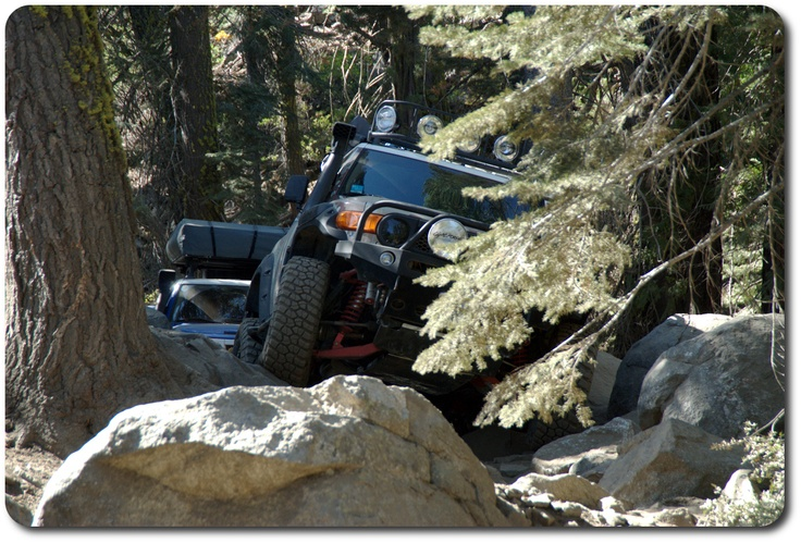 So you want to run the Rubicon Trail… who wouldn't. But what does it mean to survive the Con? or not! For us it meant two long hard days on the trail with some of the most beautiful scenery in the world. It also meant a little carnage...