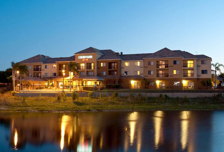 Courtyard by Marriott- Lake Mary from $89