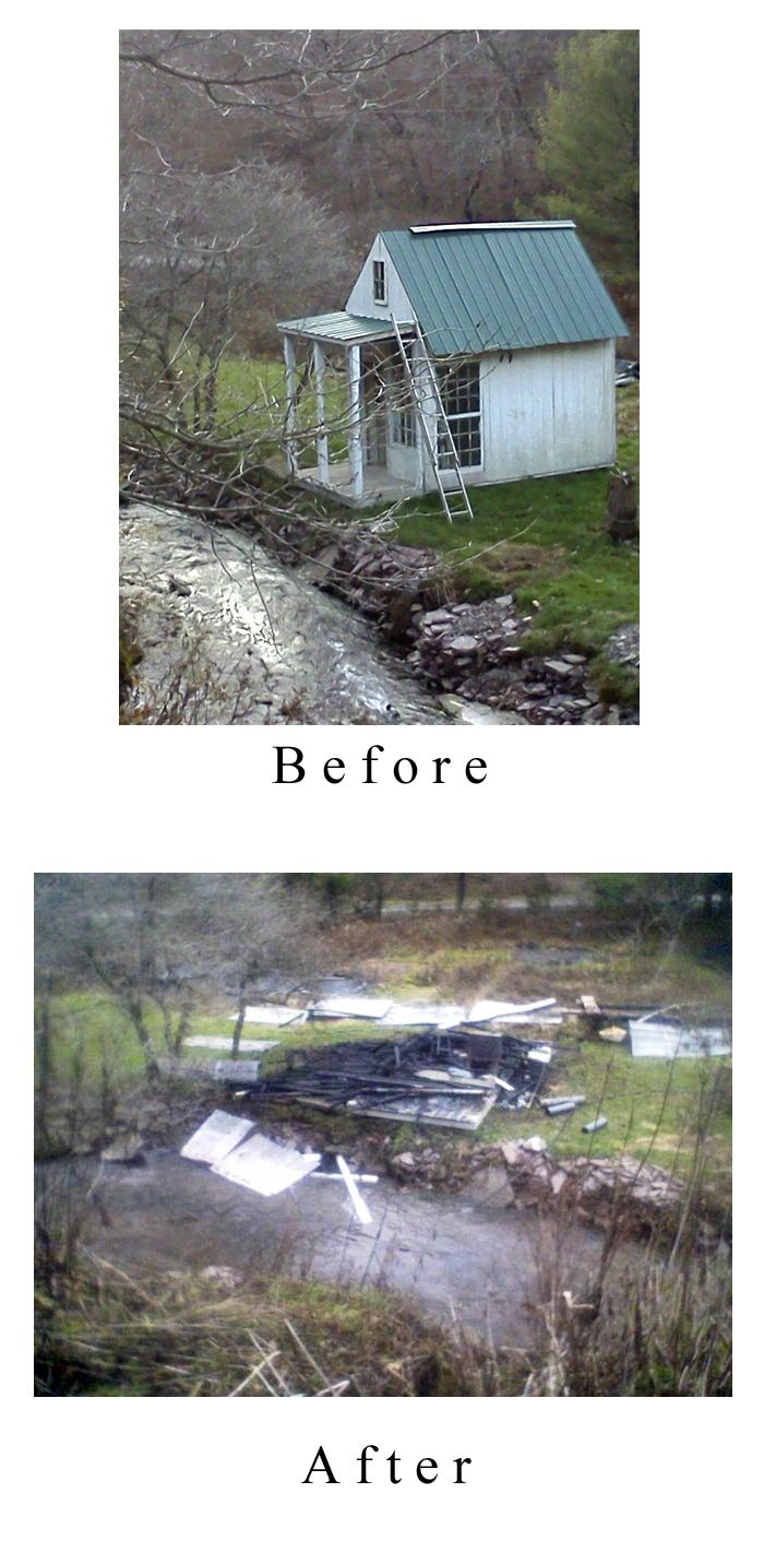 ❤️Wow, follow her, I feel so bad for her and all the terrible things she's going through. I can relate completely. God be kind to her❣❤️ My Shabby Streamside Studio: The Unforgettable Fire