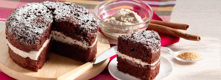 Ideale a fine pasto ma perfetta anche come torta di compleanno: la Torta al Cacao con Mascarpone è gustosissima. Scopri come prepararla!