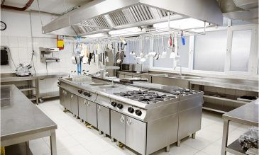 a brief guide to commercial kitchen flooring spectra commercial rh pinterest com