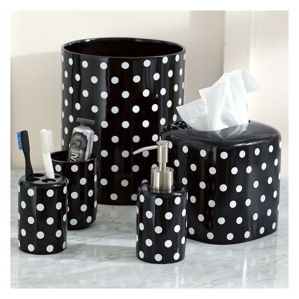Best 25 Polka Dot Bathroom Ideas On Pinterest Polka Dot Walls Bathroom Wallpaper Retro And
