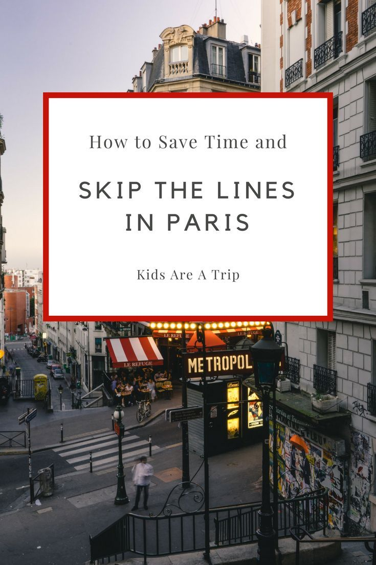 Paris can be crowded any time of year. These are the best tips for saving time and skipping the lines. - Travelocity Gnational Gnomads