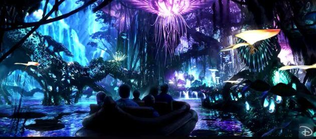 Take A Peek Inside Disney's Magical Avatar Theme Park   The Huffington Post