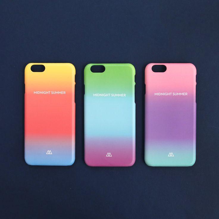 iPhone 6&6s CASE_MIDNIGHT SUMMER #PHONECASE #IPHONECASE #GRADATION #MIDNIGHT #IPHONE #SECONDMANSION #아이폰케이스 #폰케이스 #그라데이션 #디자인 #세컨드맨션